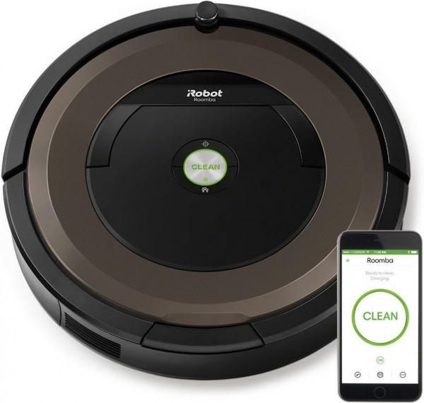 iRobot Roomba 896 Staubsaugerroboter schwarz/dunkelbraun, Erkelenz