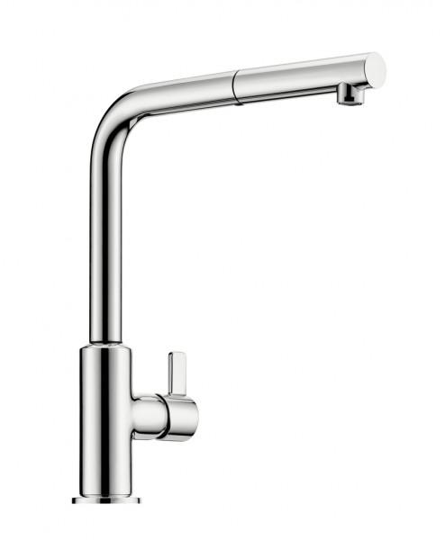 Naber 5023223, L-INE XS 3, Einhebelmischer. chrom Hochdruck, Erkelenz