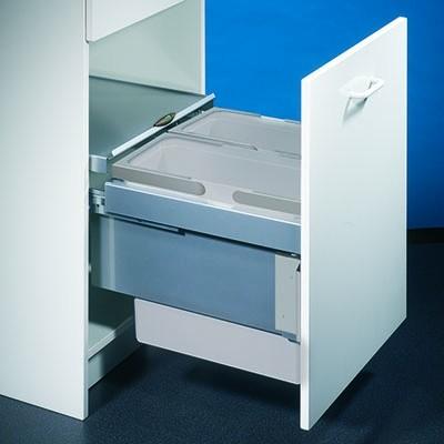 Naber, 8013301, Cox® Base 360 S/450-2, hellgrau, H 360 mm, Erkelenz