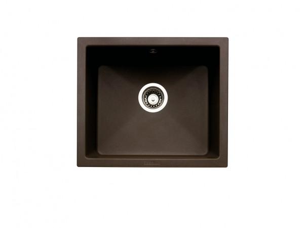 Naber 1106072, Singoli 600 granit espresso, Erkelenz