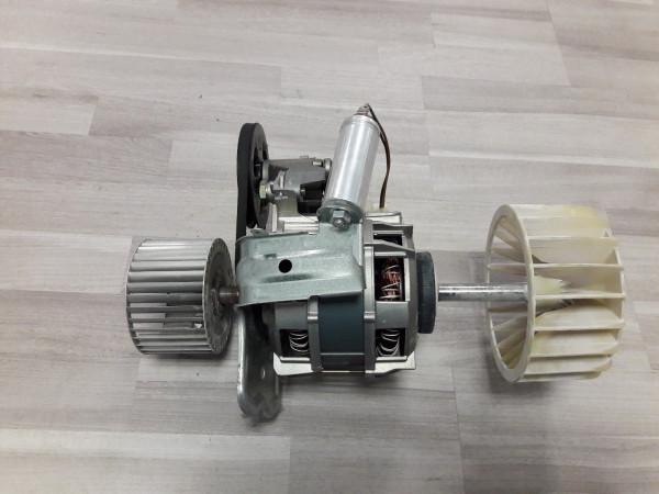 Miele T233C Motor, Teile Nr. 5023342, Antriebsmotor, Trockner, Wäschetrockner, gebraucht, Ersatzteil, Erkelenz