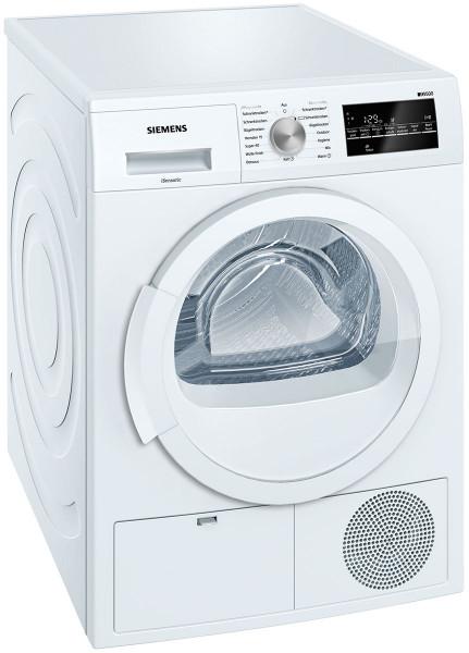 Siemens WT46G401 Kondensationstrockner 8kg EEK:B
