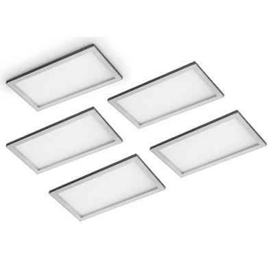 Naber, Unterbodenleuchte, 7062178, Piatto LED, Set-5, 4000 K neutralweiß, Erkelenz