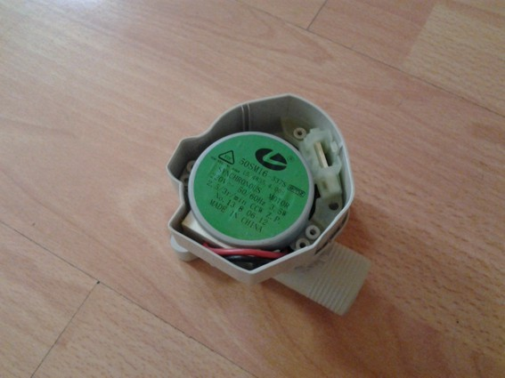 AEG F56602IMOP, Mengenregler