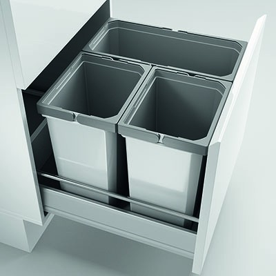 Naber, 8012413, Cox® Box 360 S/500-3, ohne Biodeckel, hellgrau, Erkelenz