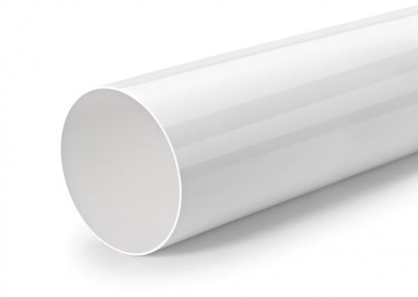 Naber, 4043009, Rundrohr 150, weiß, L 500 mm, Erkelenz