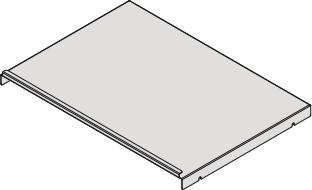 Naber, 8010154, Ersatzdeckel, für COX - Serien, silber, Erkelenz