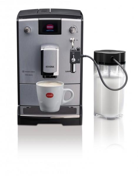 NIVONA NICR670, Kaffeevollautomat Caf/Cap CafeRomatica edst Espressoautomat