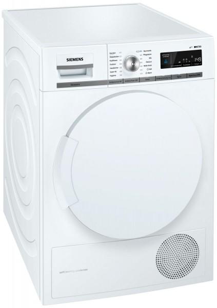Siemens IQ700 WT44W5W0 Wärmepumpen-Wäschetrockner Kondenstrockner 8kg A+++