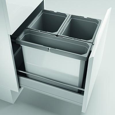 Naber, 8012411, Cox® Box 360 S/450-3, mit Biodeckel, hellgrau, Erkelenz