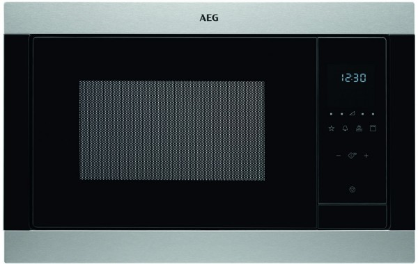 AEG MSB2547D-M 60cm Einbau Mikrowelle 900W Touch-Bedienung Grillfunktion 1000 W, Erkelenz