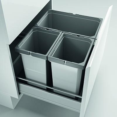 Naber, 8012415, Cox® Box 360 S/600-3, ohne Biodeckel, hellgrau, Erkelenz