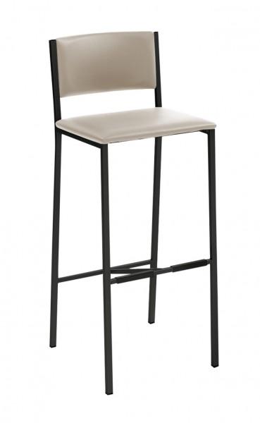 Naber 3038080 Sienna 3K, Gestell schwarz, Bezug ecru, Erkelenz