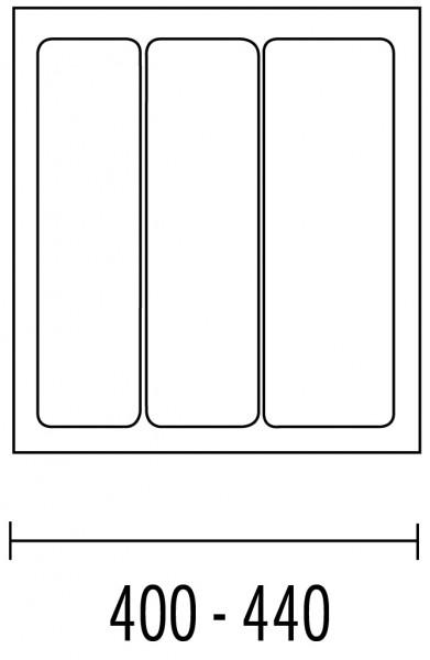 Naber, 8034135, Mehrzweck-Einsatz, für 500er Schrank, Erkelenz