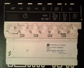 Siemens SE34A590 Elektronic