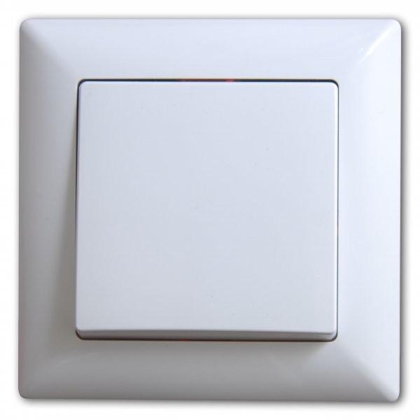 Gunsan 1281100200101, Visage Schalter Ein-/Ausschalter Unterputz Weiss