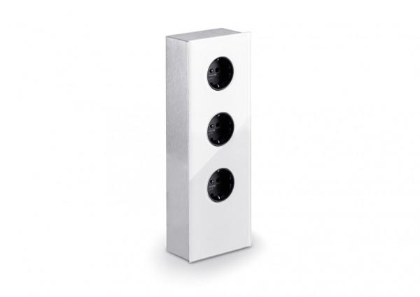 Naber, 7053056, Mira Glas-USB, Edelstahl/Glas, Erkelenz