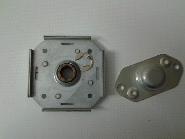 Lagerflansch Trockner Bosch WTE84101