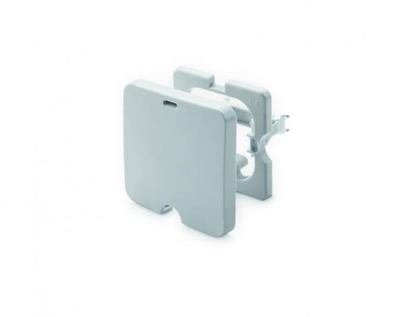 Naber, 7012025, Herdanschlussdose, flach, weiß, 16 A/400 V, Höhe 12mm, Erkelenz