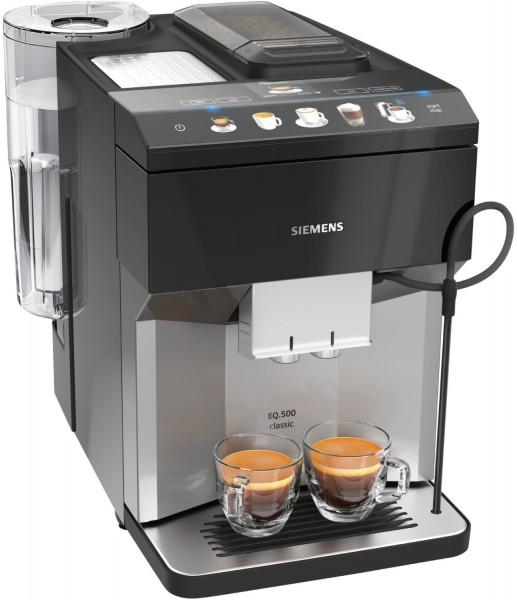 Siemens TP507DX4 EQ.500 Classic Kaffeevollautomat Leasing ab 35,20Euro/mtl