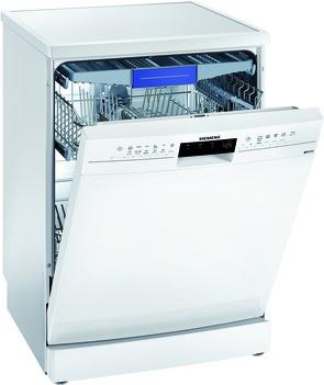 Siemens, SN236W01KE, Geschirrspüler, unterbaufähig, weiß, B600mm, 6prog, 9,5l, 46dB, Besteckschublade, H845mm, 13Gedecke, Erkelenz