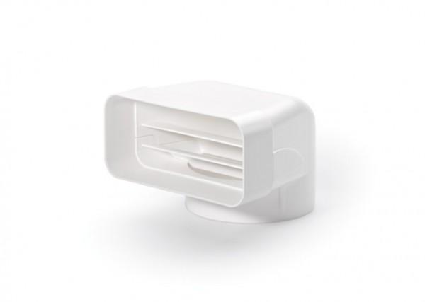 Naber, 4033010, MF-UR 125 Umlenkstück 90°, weiß, Erkelenz
