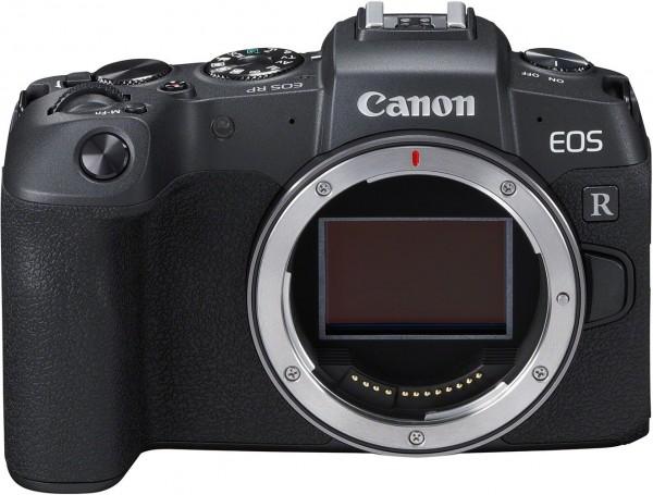 Canon EOS RP Body + Adapter EF-EOS R (schwarz) Erkelenz