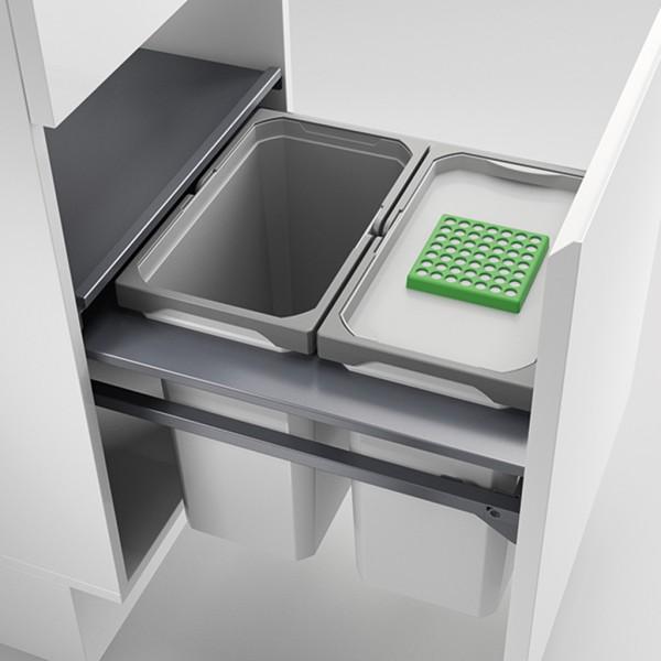 Naber, 8012604, Cox Cast® 450-2, ohne Biodeckel, hellgrau, H 360 mm, Erkelenz