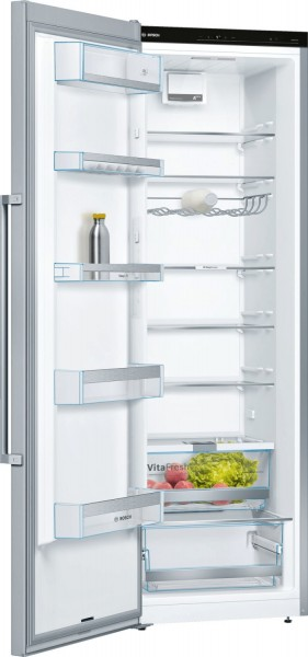 Bosch KSV36AI4P Serie | 6 Freistehender Kühlschrank 186 x 60 cm Edelstahl (mit Antifingerprint) Erkelenz