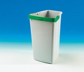 Naber 0440 Ersatzeimer mit grünem Griff für Cabbi® 3 und Cabbi® 3 plus, Mülleimer, Müll, Eimer, Erkelenz
