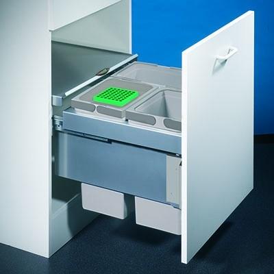 Naber, 8013314, Cox® Base, 360 S/500-3, mit Biodeckel, anthrazit, Erkelenz