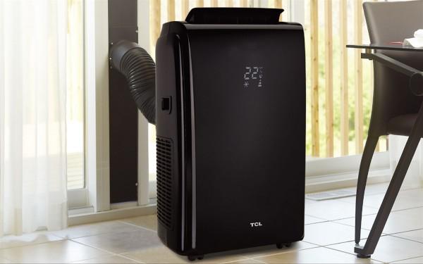 TCL TAC-12-CPA/K, Mobile Klimaanlage 3 in1, Schwarz, 11000 BTU, 3,5KW, Erkelenz