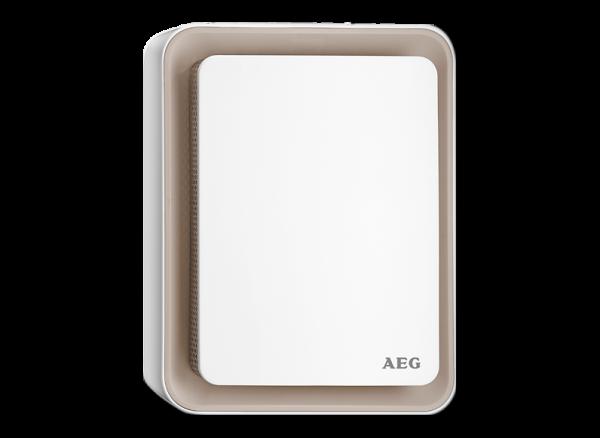 AEG, HS207, Heizlüfter, Standgerät, 1800W, weiß/beige, Erkelenz